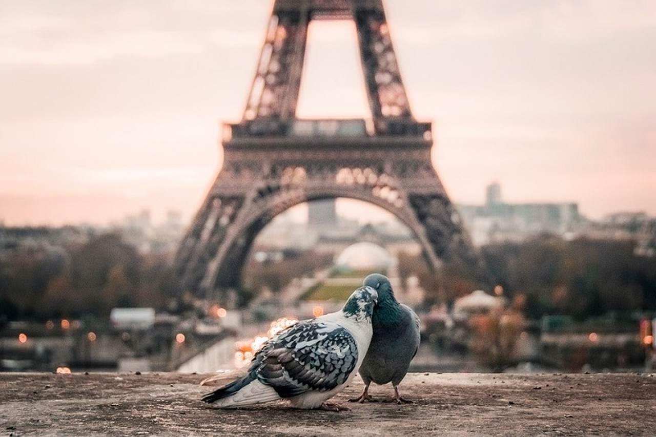passeio romantico em paris