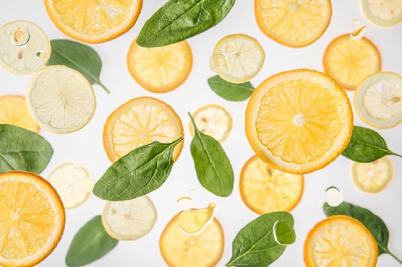 limão para lavar roupa