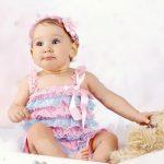 Dicas básicas para vestir sua bebê menina