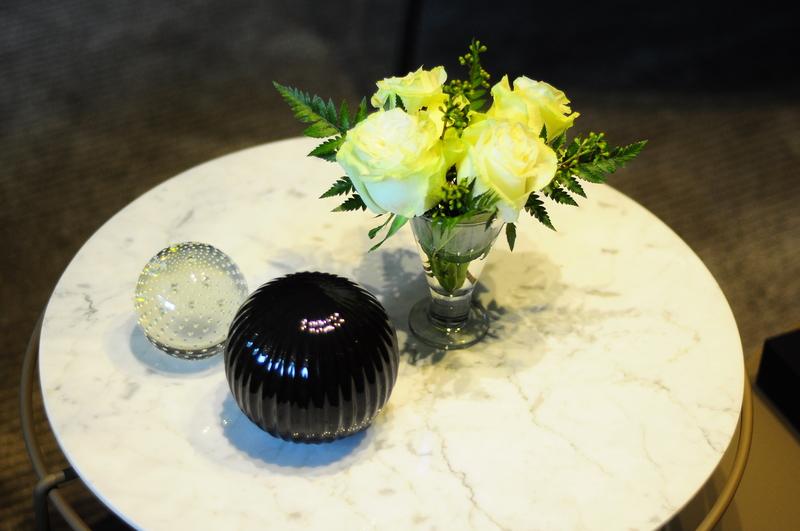 Mini Arranjo com pétela de flor