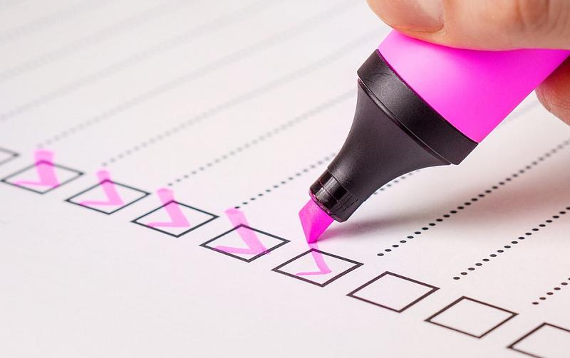 checklist viagem de carro
