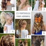 23 Penteados Incríveis para Meninas