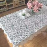 Toalhas de mesa para receber em casa
