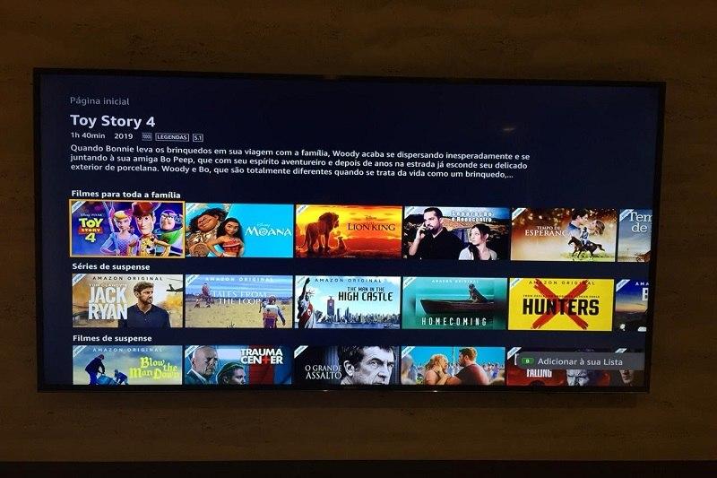 Filmes da Disney Amazon Prime