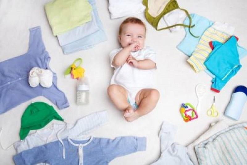 Enxoval de Bebê Econômico