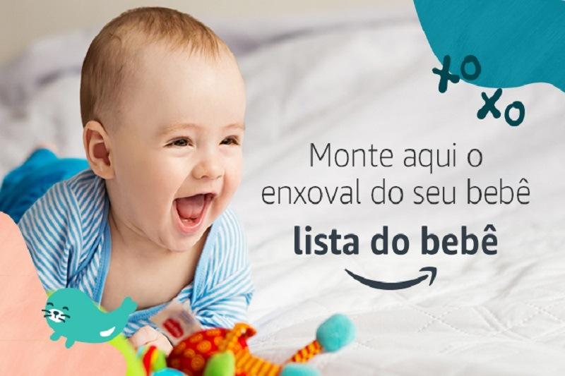 Lista do Bebê Amazon EUA