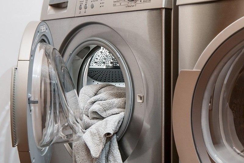 manutenção de máquina de lavar roupa