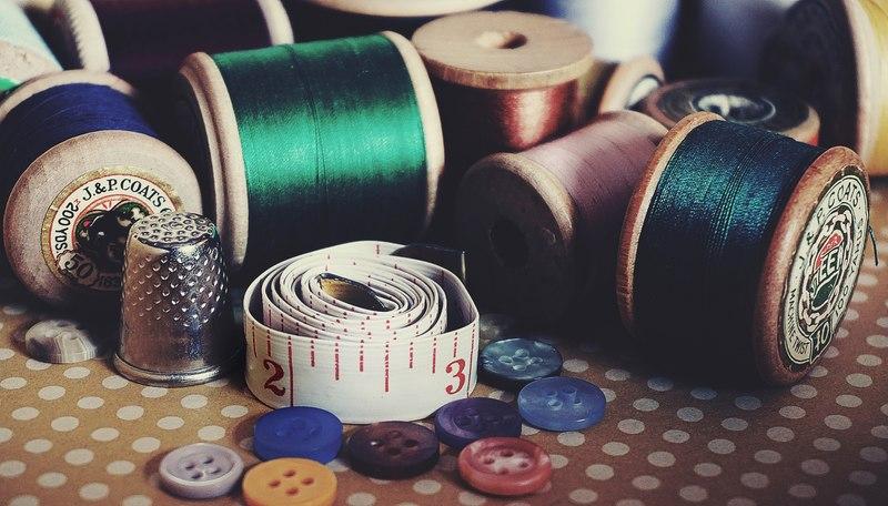 kit para costurar