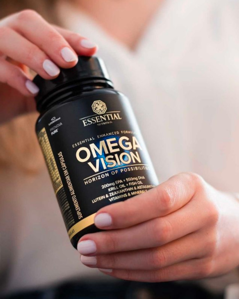 melhorar visao omega 3