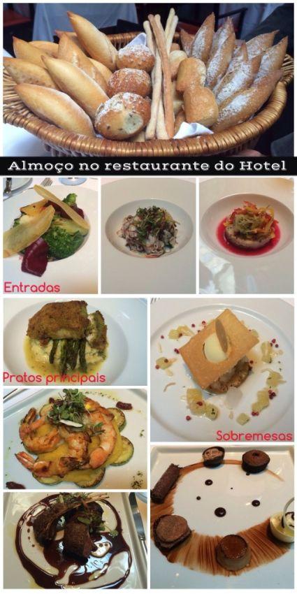 Restaurante hotel emiliano sp