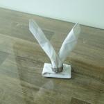 Faça você mesmo – Dobradura de Orelha de Coelhinho