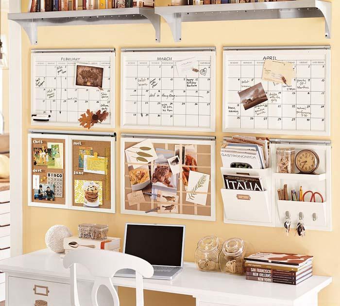 Kenya Home Decor Ideas: Decoração: Dicas Para Montar O Home Office