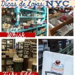 Dicas de Lojas em NYC